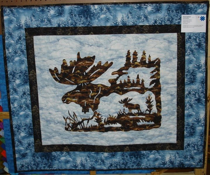 wildlife applique | Quilts | Applique patterns, Quilt patterns, Art