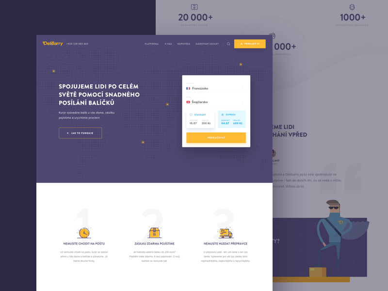 Homepage Delibarry Web Design Website Design Inspiration Homepage