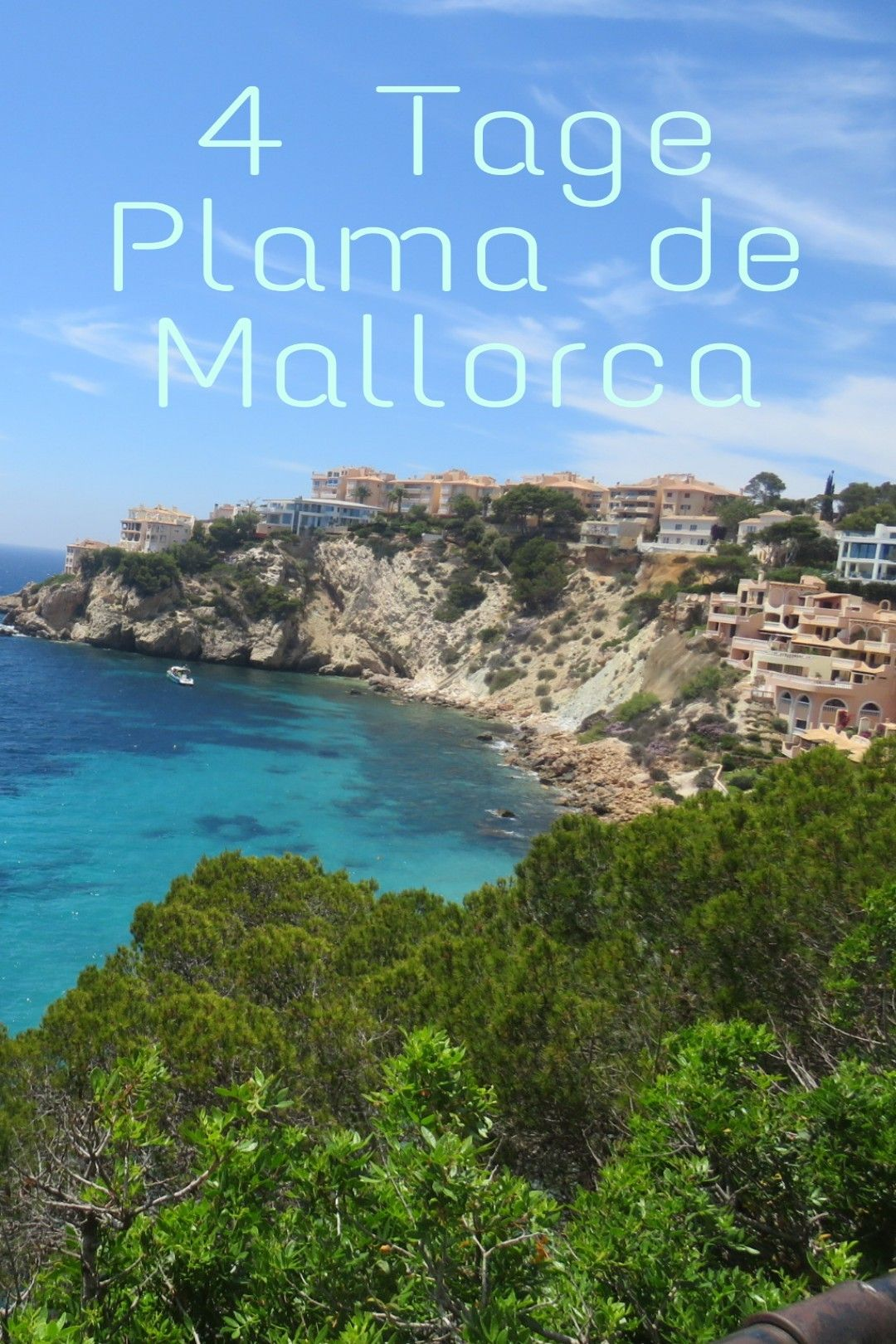 Vier Tage Palma De Mallorca Alleine Mallorca Mallorca
