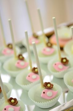 """Photo 1 of 46: Birds / Baby Shower/Sip & See """"Baby Camille birdy baby shower""""   Catch My Party"""