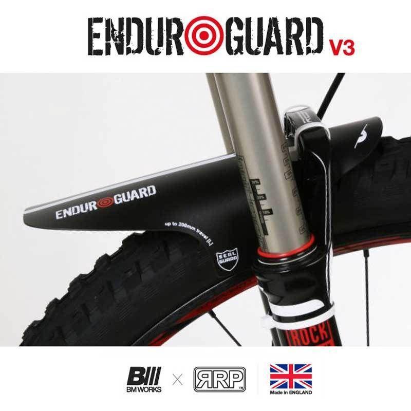 Rrp Enduro Guard V3 Mtb Mountain Bike Front Rear Fender Mudguard