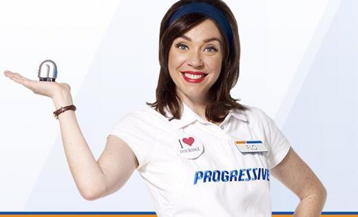 Flo Progressive Insurance Go With The Flo Pinterest