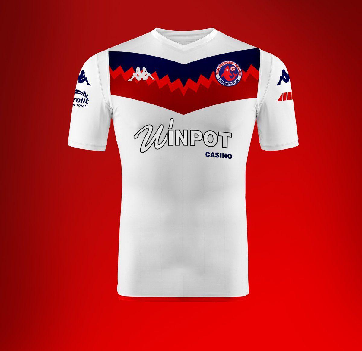 2fb0d5eca250b Jerseys de la Liga MX al estilo Kappa - Futbol Total