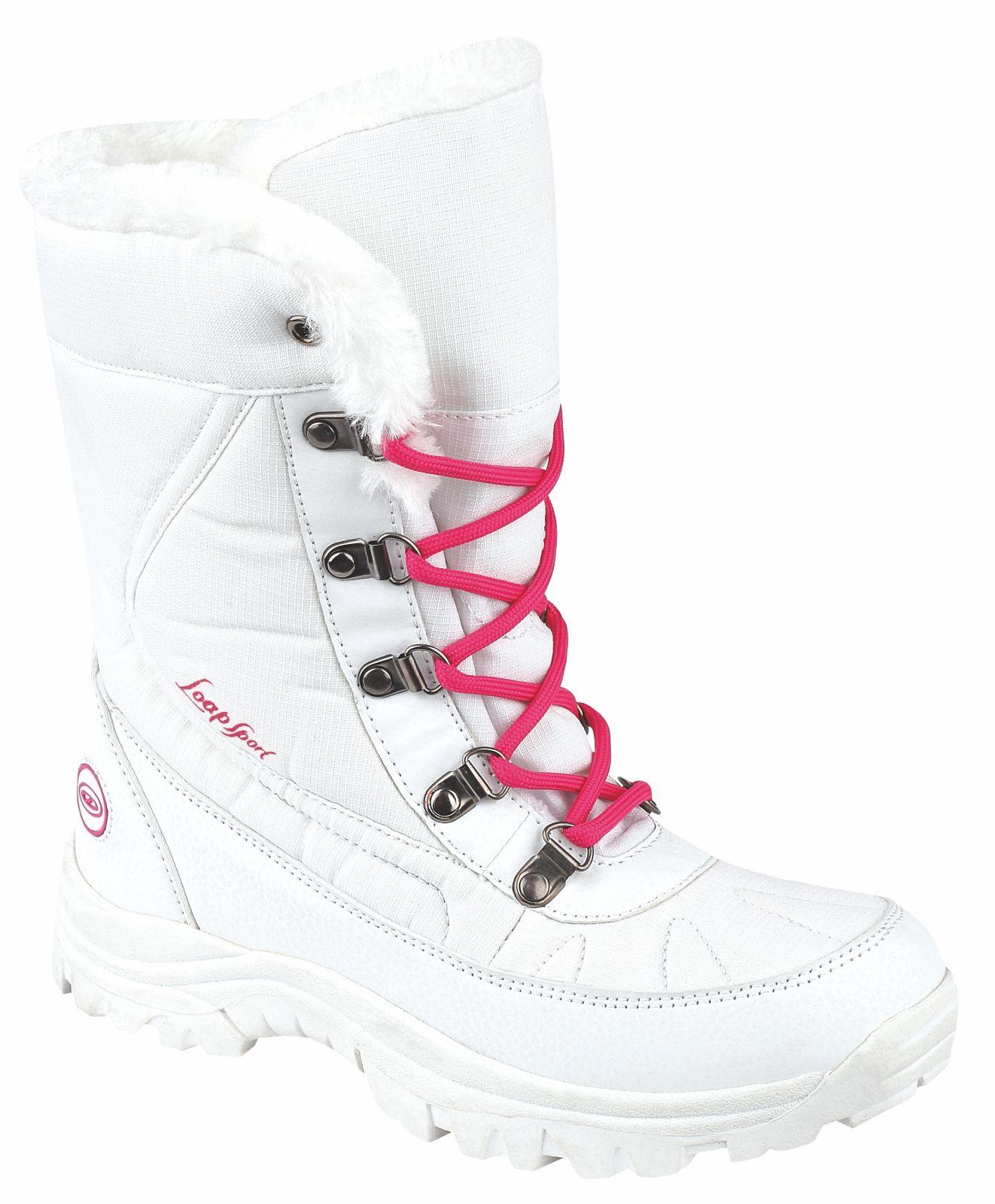8334207cbc5 LOAP Dámské zimní boty COLL velikost 36-41