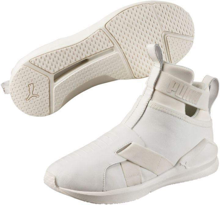 975b9a403c34 Puma Fierce Strap Leather Women s Training Shoes