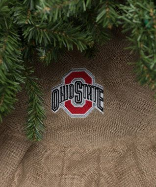 Ohio State Buckeyes Personalized Tree Skirt | Go Bucks! | Pinterest ...