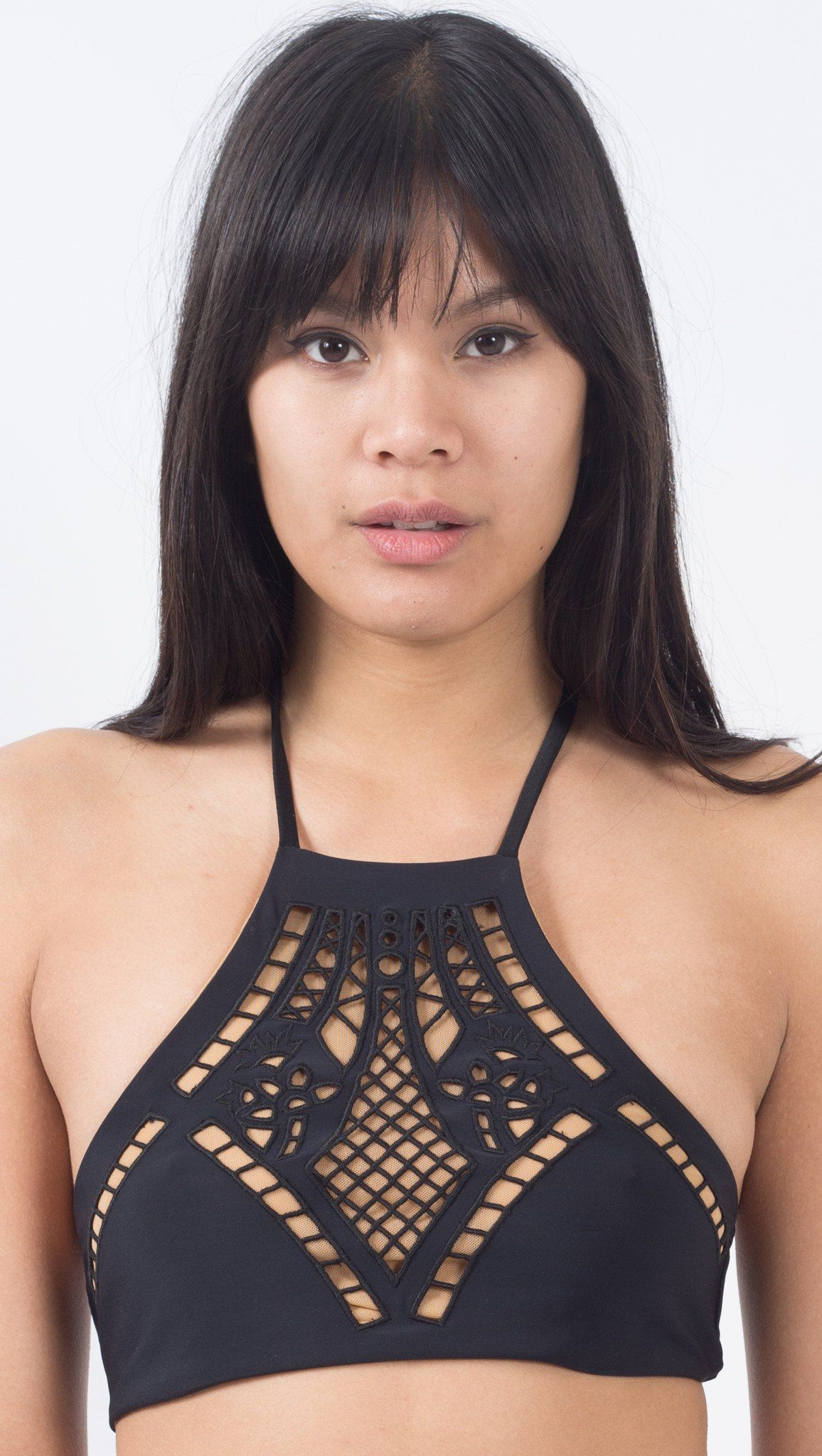 Onyx Top - Black