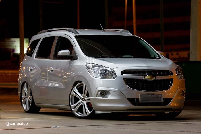 Chevrolet Spin Aro 20 Rides Pinterest Chevrolet Cars And
