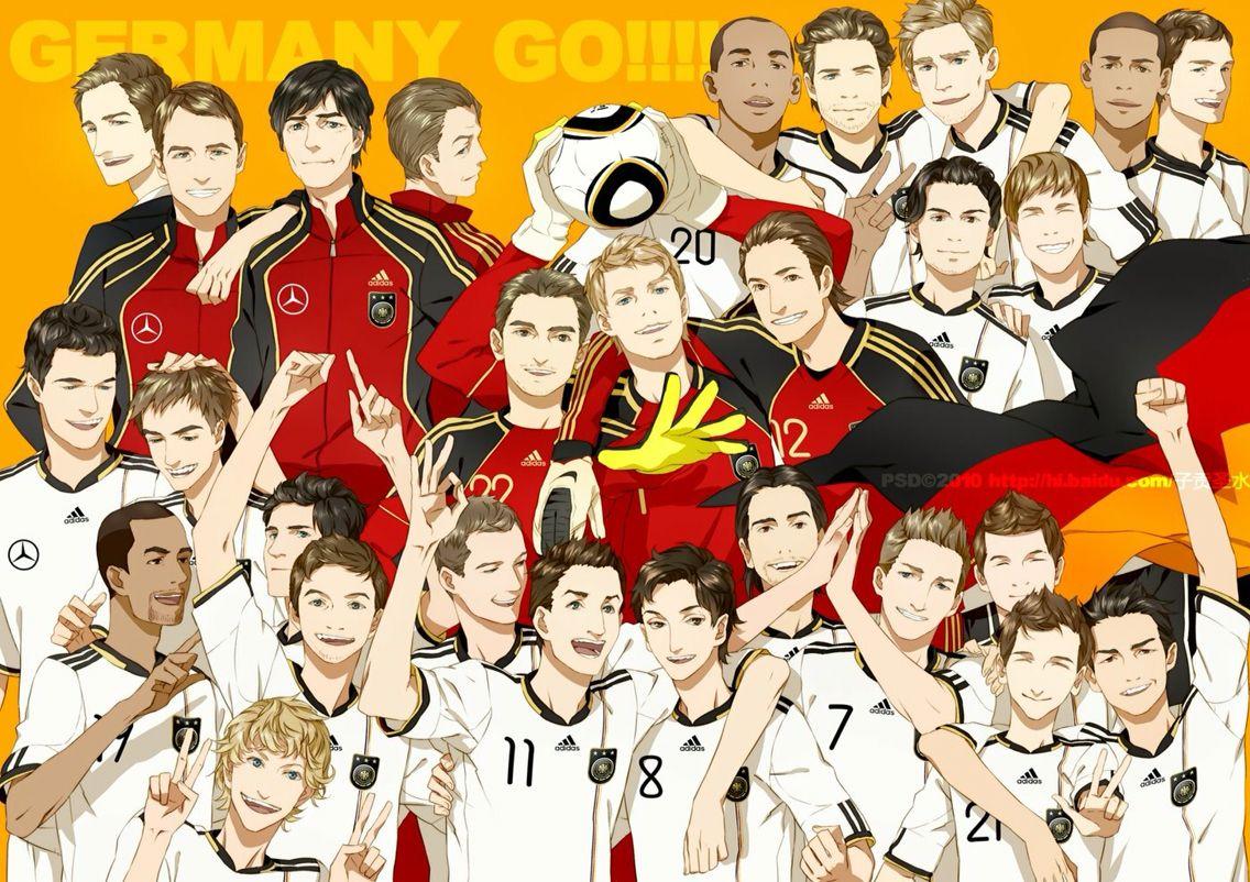 Fußball-Nationalmannschaft Deutschland