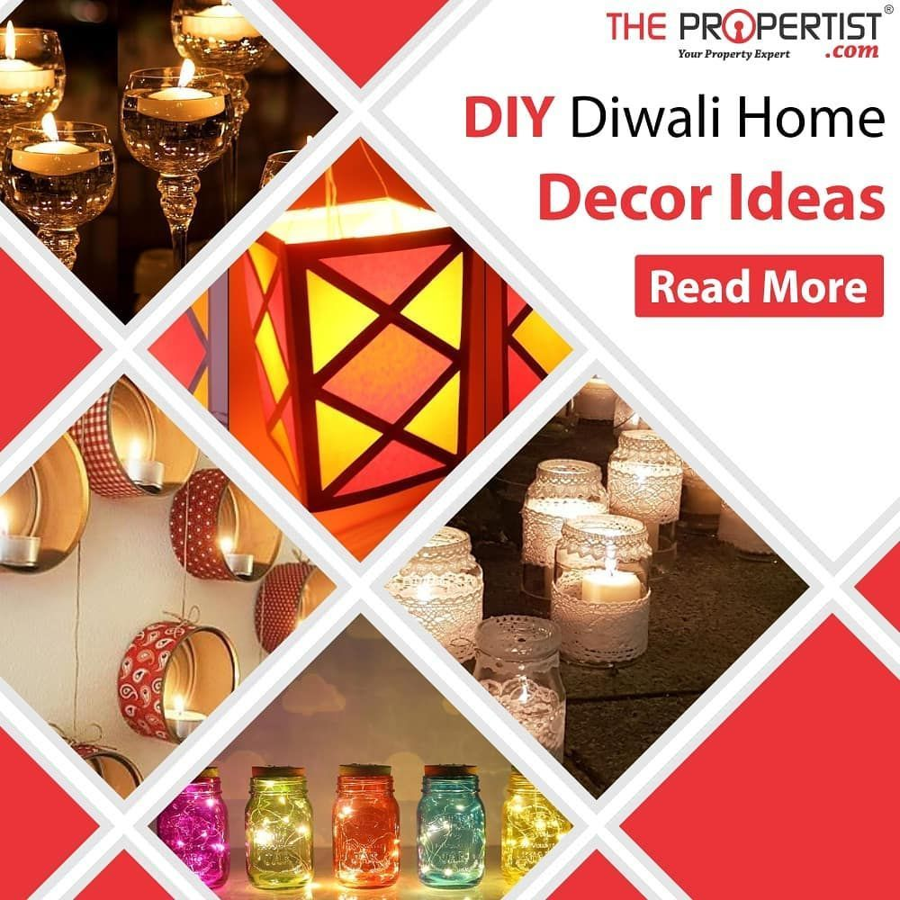 #diyhomedecor | Check out some quick and easy DIY Diwali Decor ideas for your home. Link in bio.  #ThePropertist #buy #sell #rent #propertyforinvestment #propertyforsale #instapic #propertyportal #instalike #mumbai #navimumbai #thane #instahome #diy #l4l #diwali #diwali2019 #f4f #homedecor #diwalidecor #diyhomedecor #diwalidecorationsathome #diyhomedecor | Check out some quick and easy DIY Diwali Decor ideas for your home. Link in bio.  #ThePropertist #buy #sell #rent #propertyforinvestment #pro #diwalidecorationsathome
