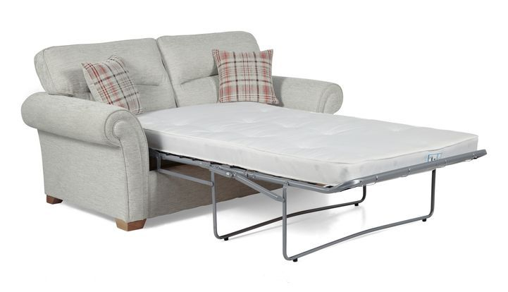 Inspire Chiltern 2 Seater Pocket Sprung Sofa Bed Standard Back Corner Sofa Fabric Sofa Bed 3 Seater Sofa Bed