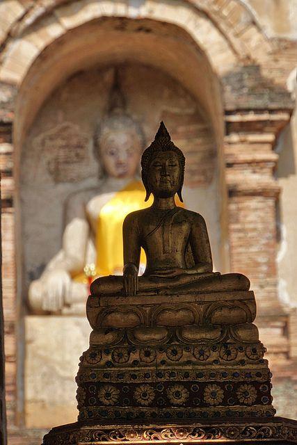 Wat Jed Yod - Chiang Mai, Thailand