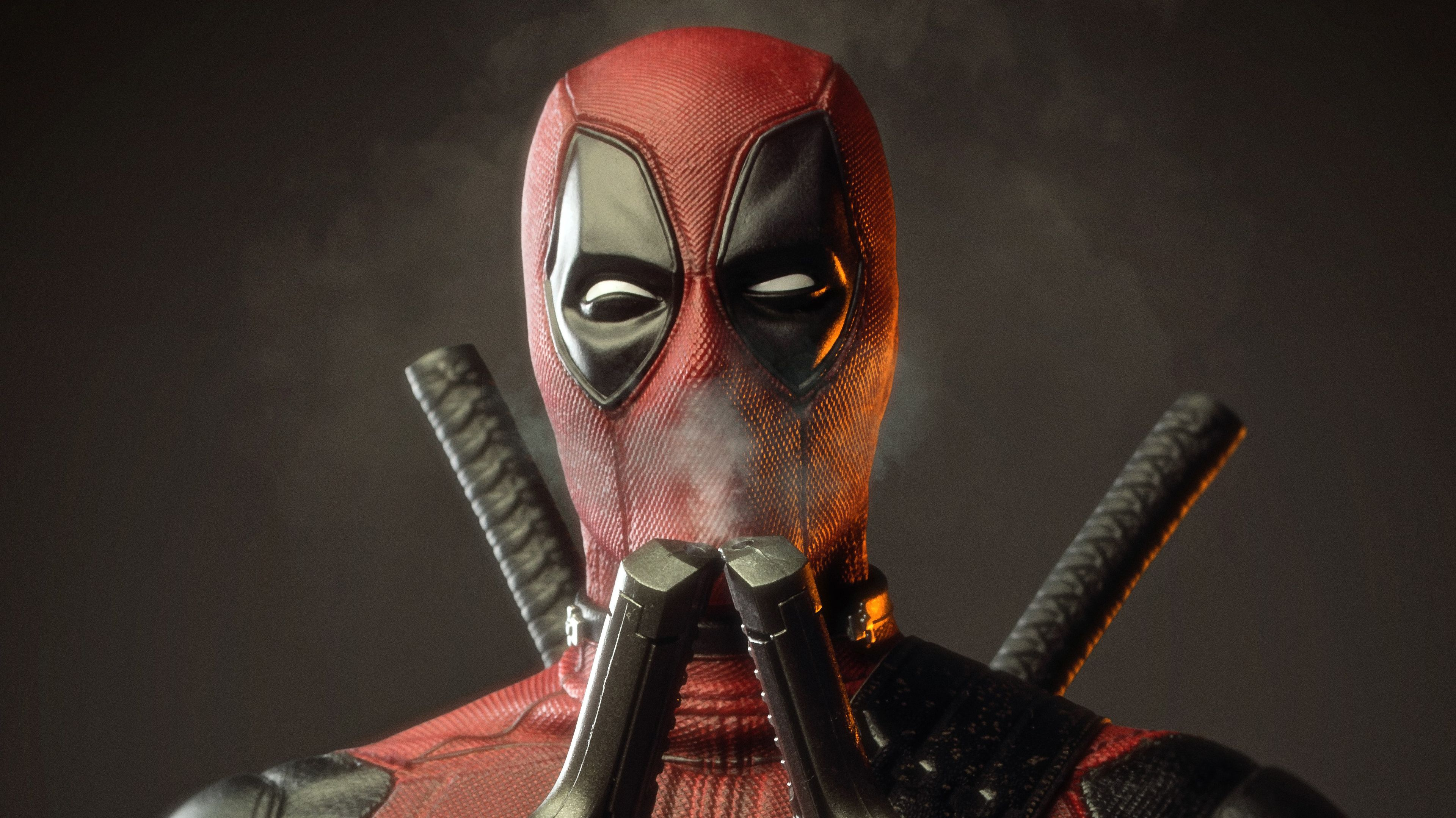 Deadpool Smelling Smoke Of Two Guns 4k Superheroes Wallpapers Hd Wallpapers Digital Art Wal Deadpool Wallpaper Deadpool Hd Wallpaper Deadpool Wallpaper Funny
