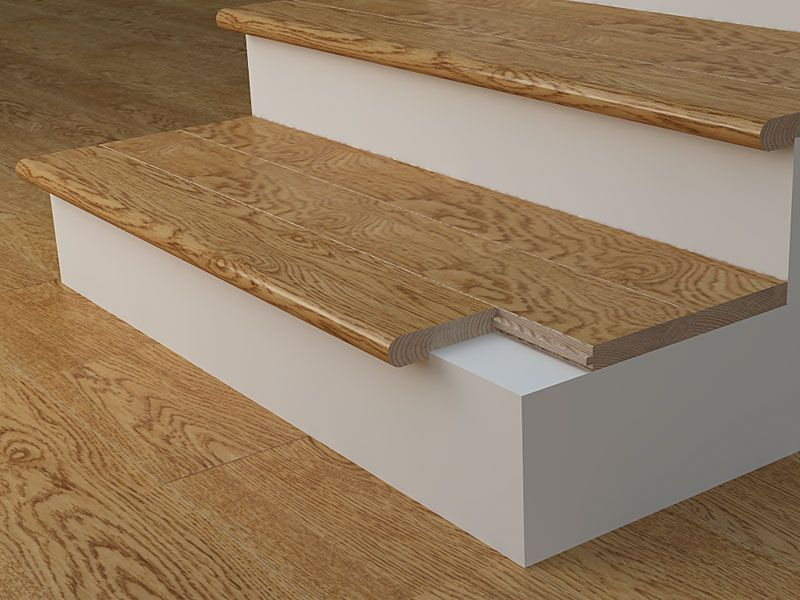 Decoration tips to install laminate flooring on the stair for Installing laminate flooring on stairs