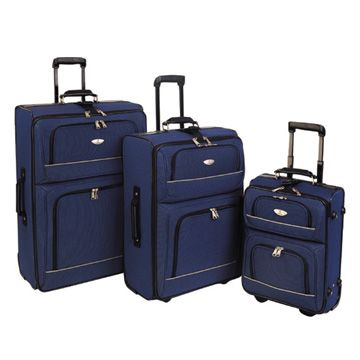 ELLE Branded Wheeled Luggage - Designed for the Hong Kong Licensee ...