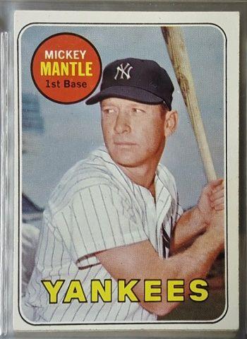 1969 Topps Baseball Complete 664 Card Set 260 Reggie