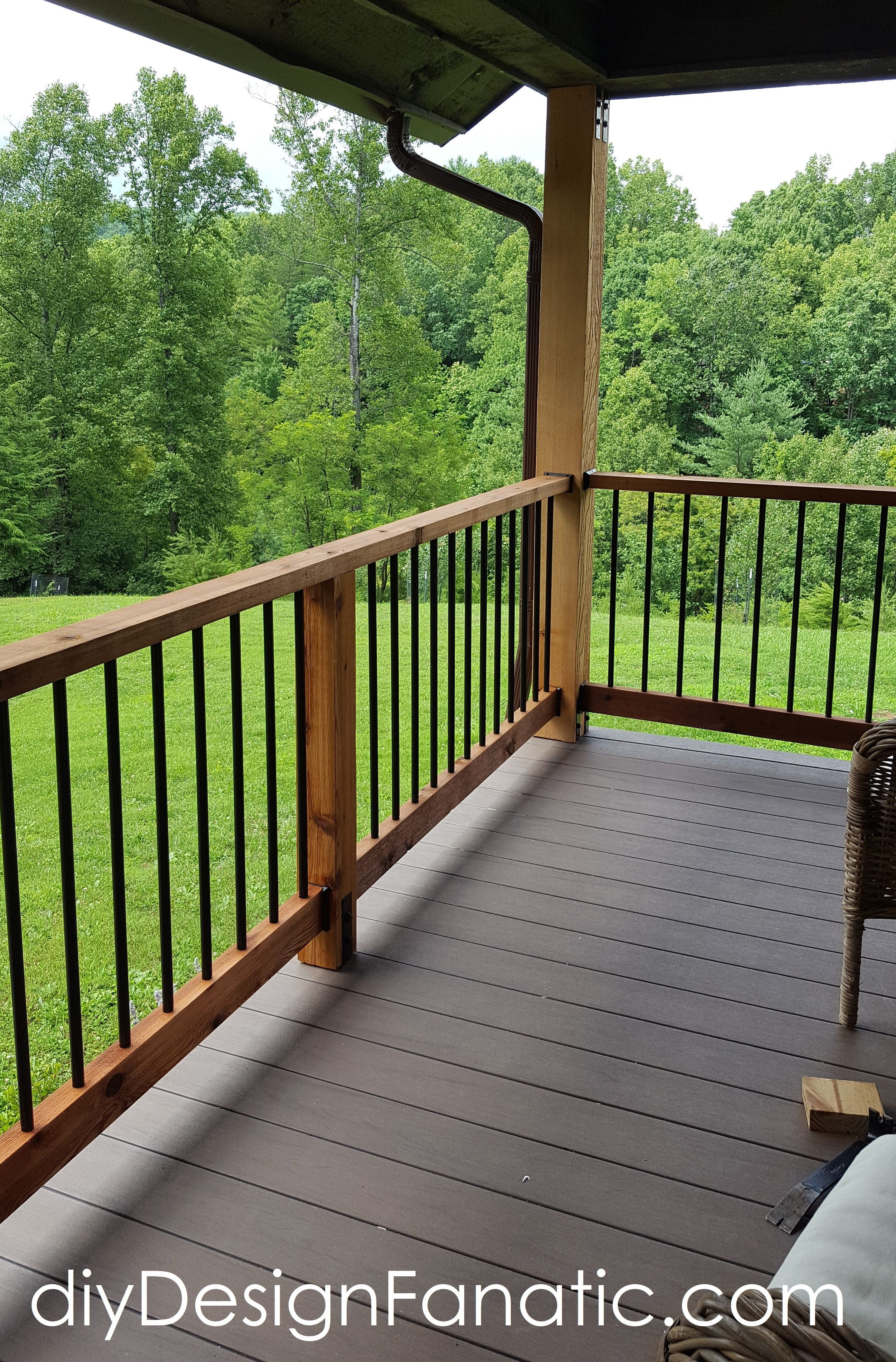Replacing An Old Deck Decks And Porches Deck Composite Decking