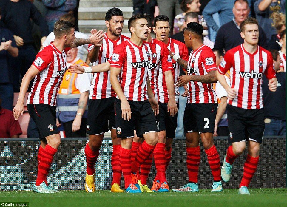 Pin On Southampton Football Club