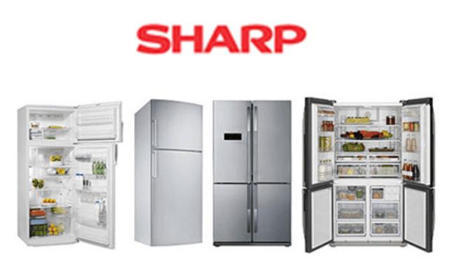 أسعار ثلاجات شارب 2019 في مصر شامل لجميع الموديلات والأحجام بالسوق الآن Locker Storage Kitchen Appliances French Door Refrigerator