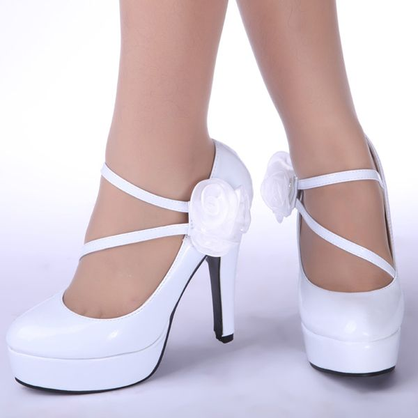 White Leather Heels Inspiration For Kasey Stones Record Company Party Shoes