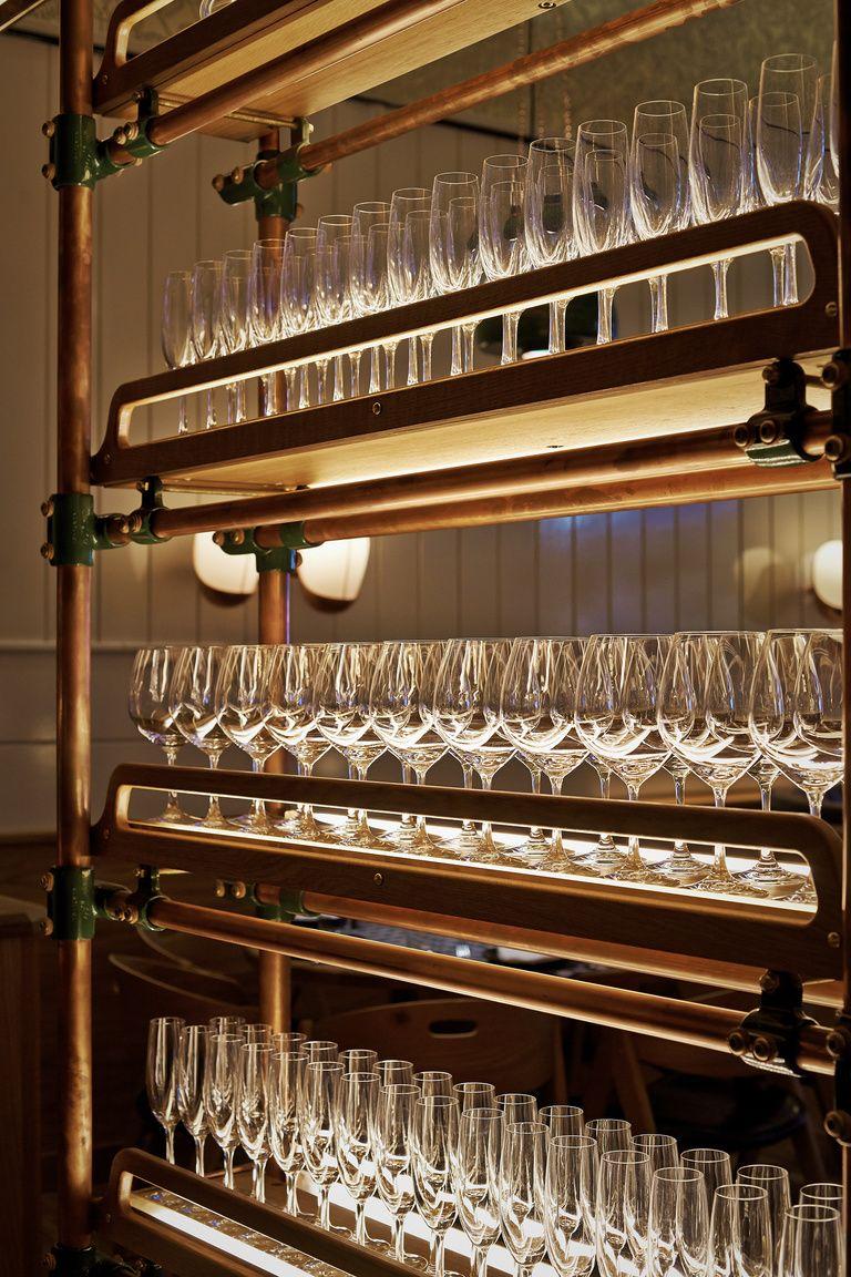 Upland L Observatoire International Bar Design Restaurant Bar