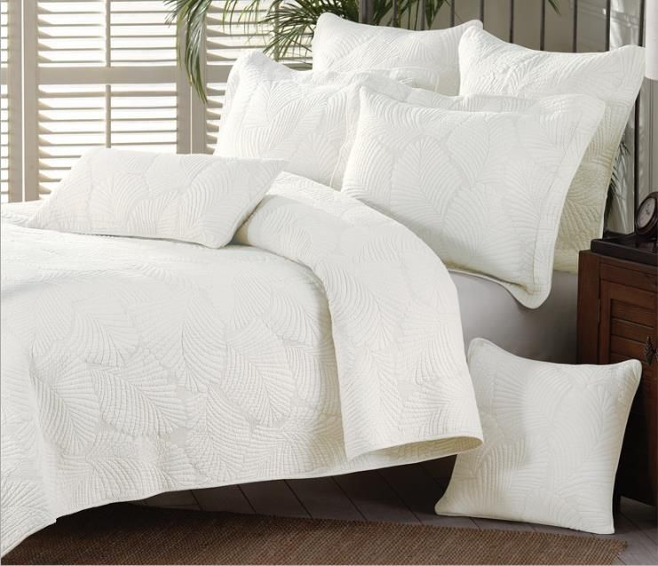 Find More Information about For palm leaf 100% cotton quilting set ...