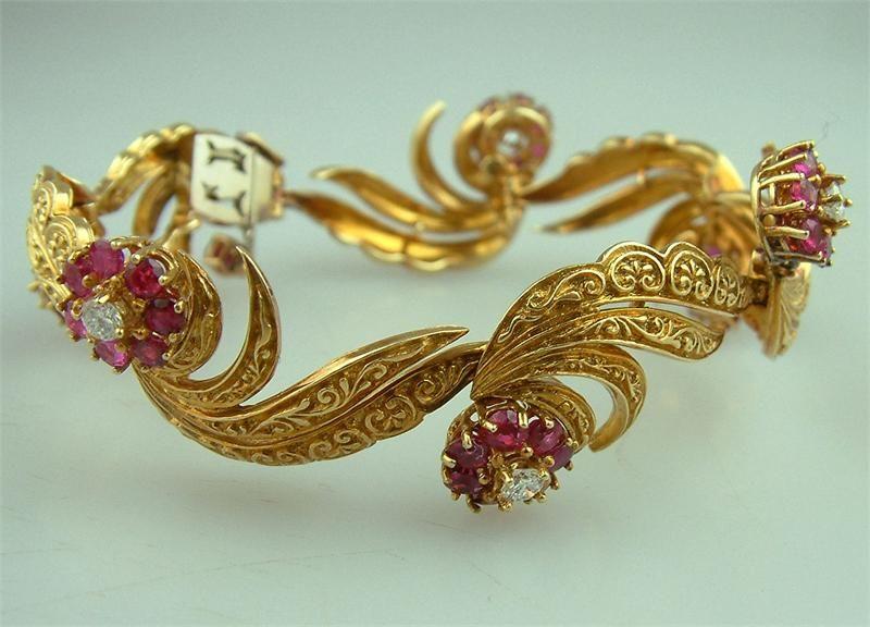 precious stone ruby jewellery for women 9 Rubies Pinterest