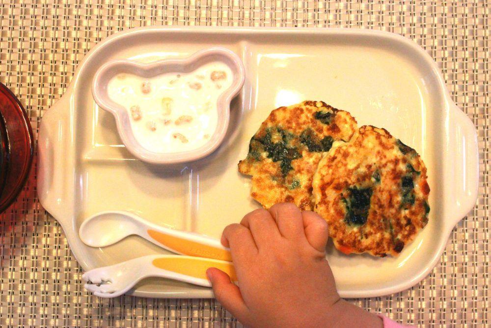 離乳食が完了した1歳半~の幼児食、とくにランチはどんなものを