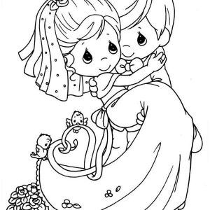 please be careful precious moments coloring page please be careful precious moments coloring page