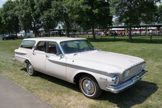1962 Dodge Dart 440 Station Wagon
