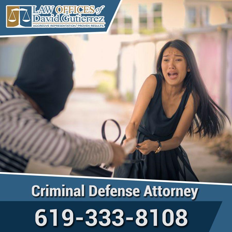 Criminal Defense Attorney Law Offices of David Gutierrez