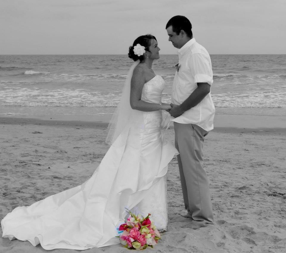 Beautiful North myrtle beach wedding, Myrtle beach