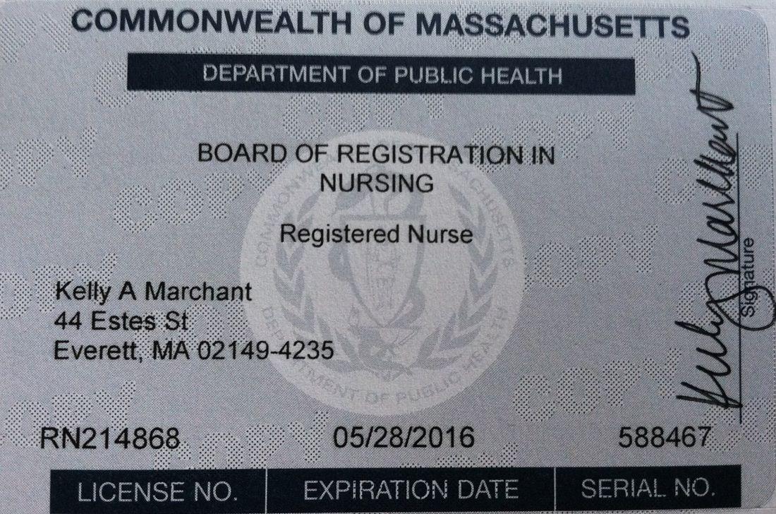 Nursing License Nurse Nurses Nursing Realnurse