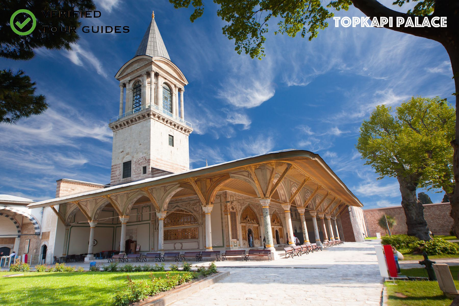 Topkapi Palace In Istanbul Turkey It Has Been The Home To Ottoman