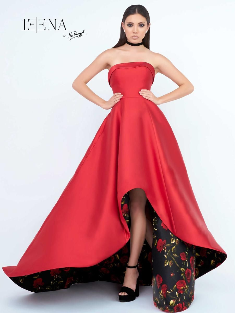 I ieena for mac duggal spring pinterest