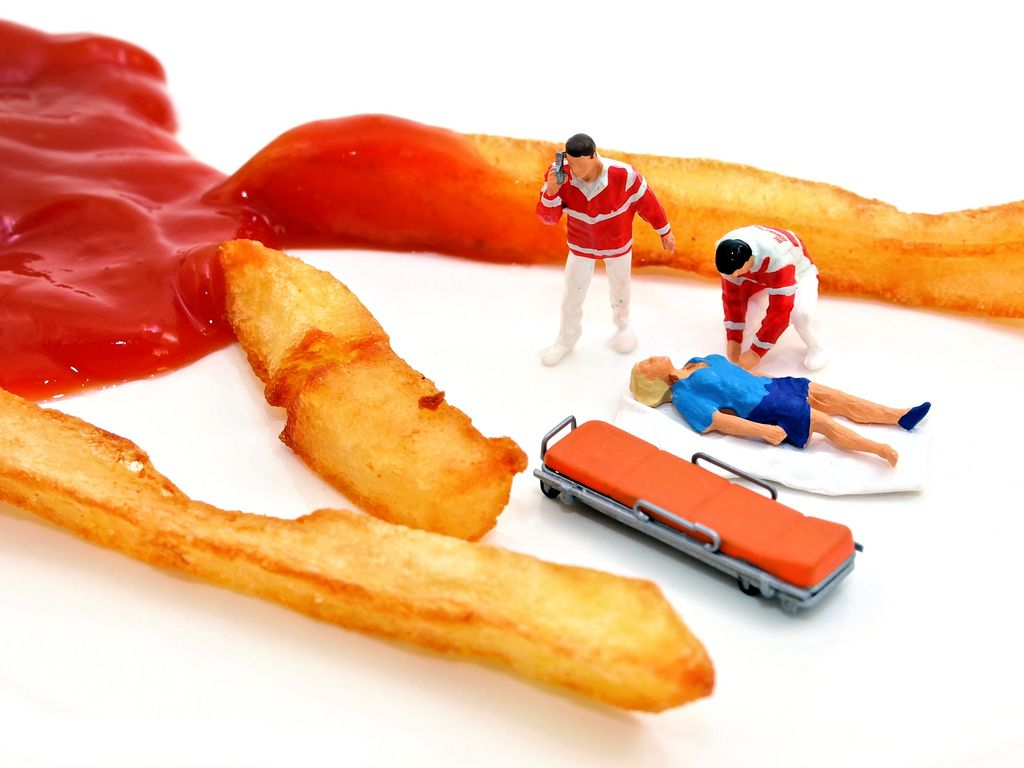 French Fry Overdose   Flickr - Photo Sharing!