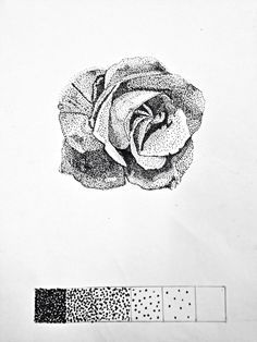 Image Result For Easy Pointillism Black And White With Images