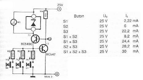 Zener Diode Tester Schematic Circuit Diagram Elektro Circuit