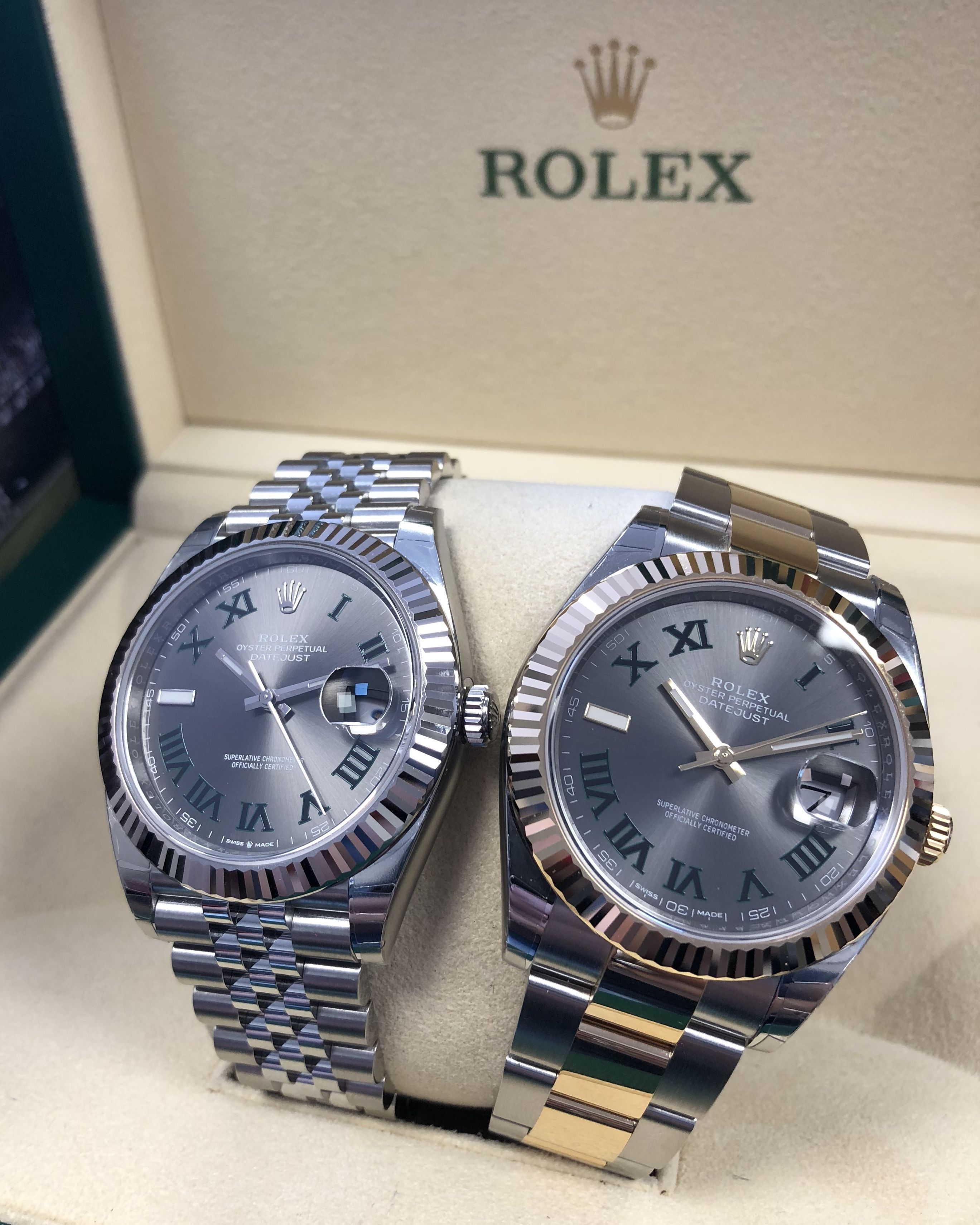 bd95a4cb8cf The best of the Rolex Datejust II collection? Now discontinued, last few  available   Rolex   Rolex, Rolex datejust und Rolex datejust ii