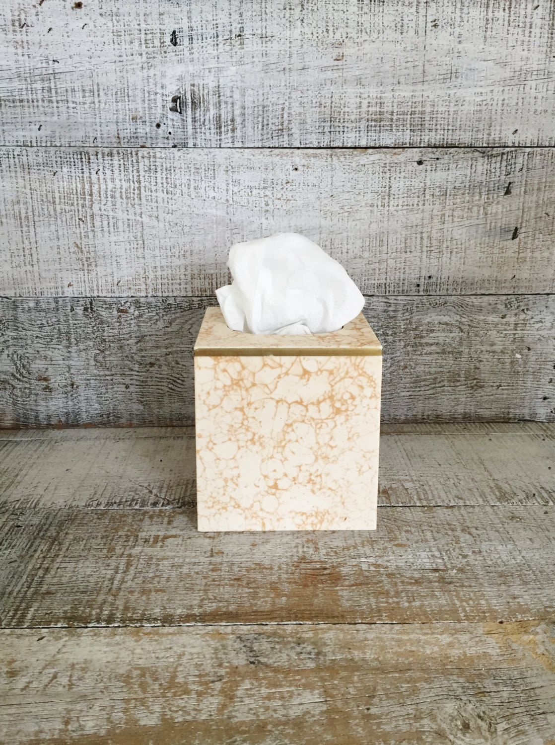 Fantastic Tissue Box Cover Faux Marble Tissue Box Holder Hollywood Download Free Architecture Designs Lectubocepmadebymaigaardcom