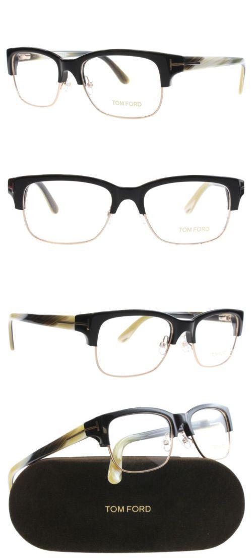 Fashion Eyewear Clear Glasses 179240: New Tom Ford Eyeglasses Men Tf ...