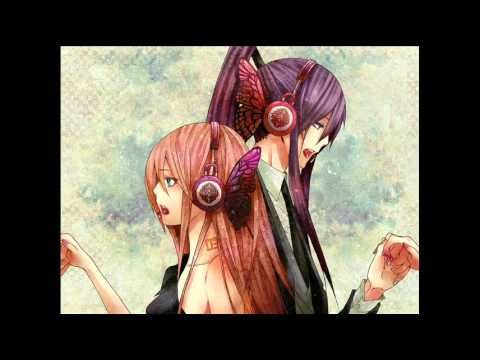 Nightcore All The Things She Said Youtube Dibujos Vocaloid
