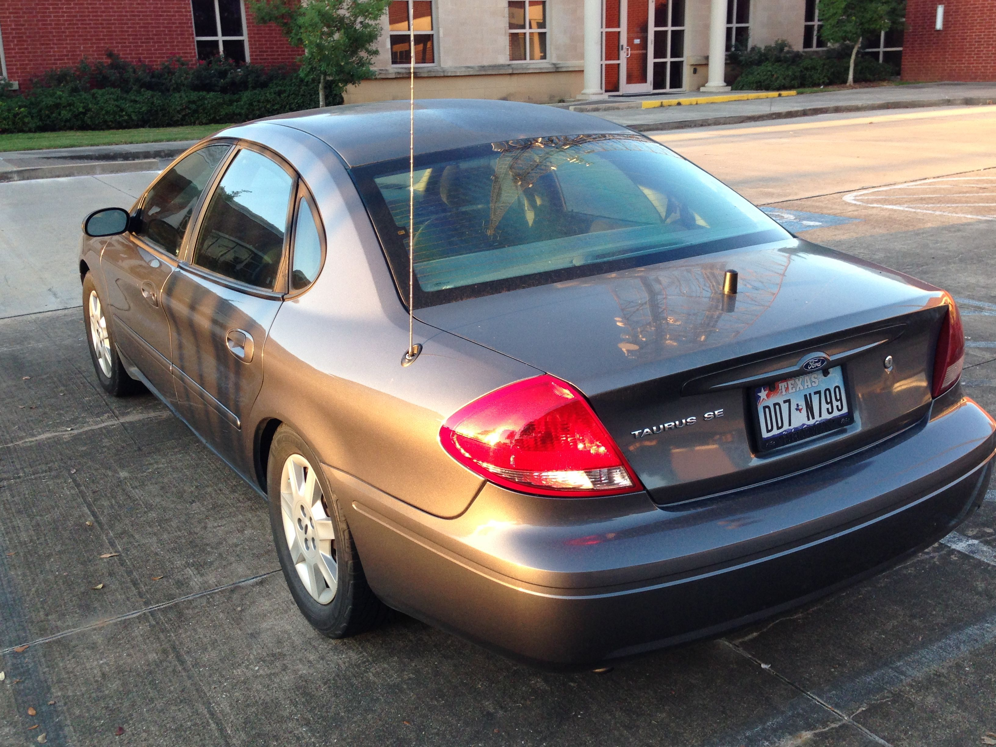 Missouri City Police Department Unmarked Ford Taurus Texas Missouri City Police Police Department