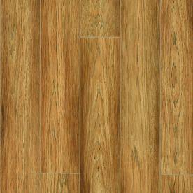 Laminate Flooring, Pergo Goldenrod Hickory Laminate Flooring