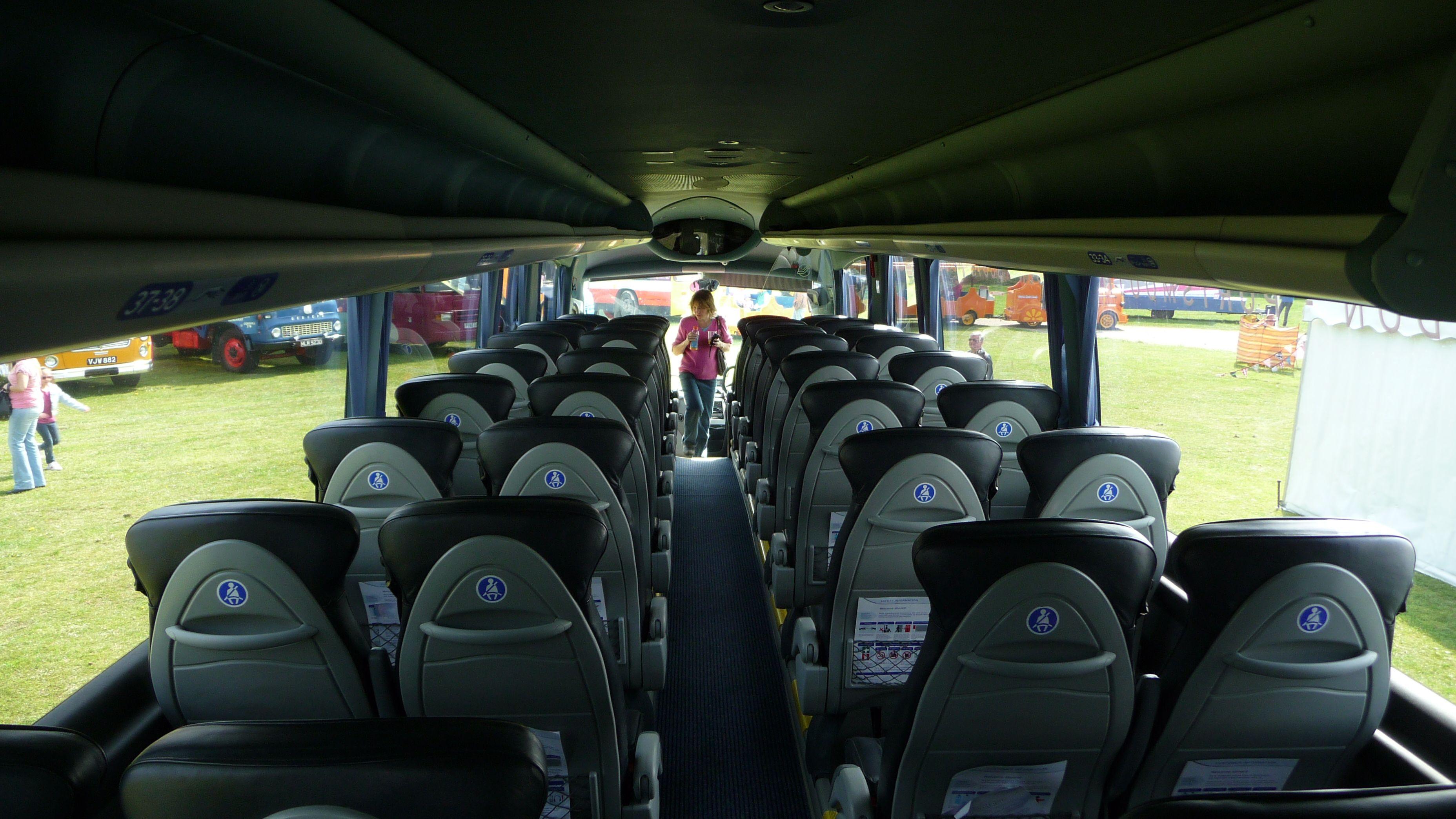 Greyhound Bus Interior File Greyhound Uk 23315 Yn55 Pxf Interior