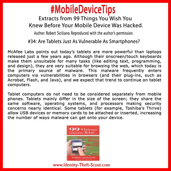 One of the best protections against mobile malware and attacks is to