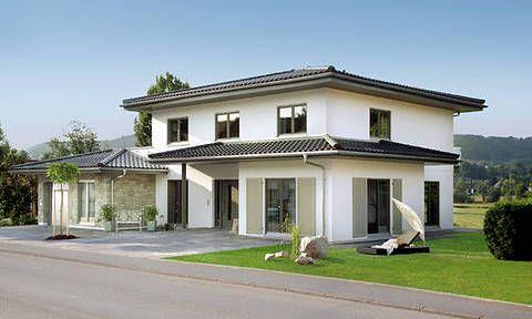 musterh user fertigh user zum anschauen walmdach stadtvilla und franz sisch. Black Bedroom Furniture Sets. Home Design Ideas