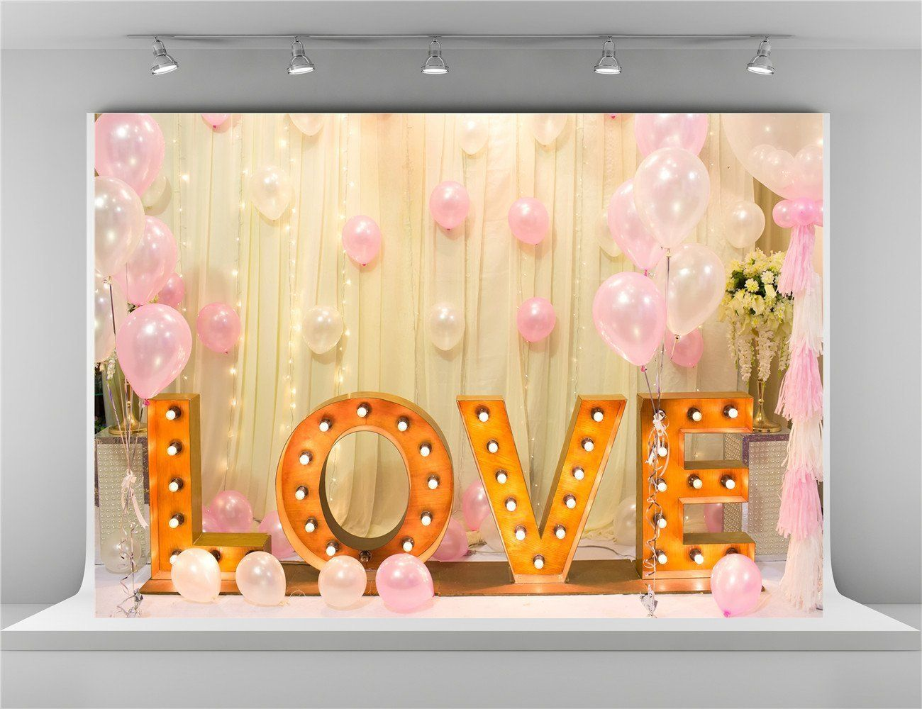 15x10ft Happy Birthday Backdrops for Photography Photo Background Props DSFU027