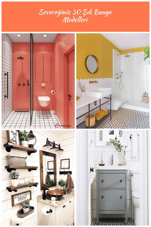 30 Stylish Bathroom Models You Will Love Badezimmer 30 ...