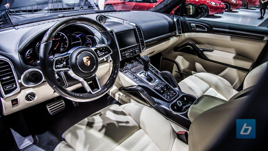 2016 Porsche Cayenne Turbo S Naias 2015 8 Benim Dnyam Pinterest